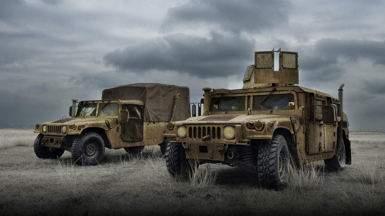 Американцы оставили в Афганистане 65 тыс. автомобилей Ford Ranger и Hummer