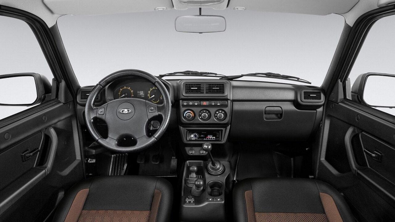 Стартовали продажи обновлённого Lada Niva Bronto
