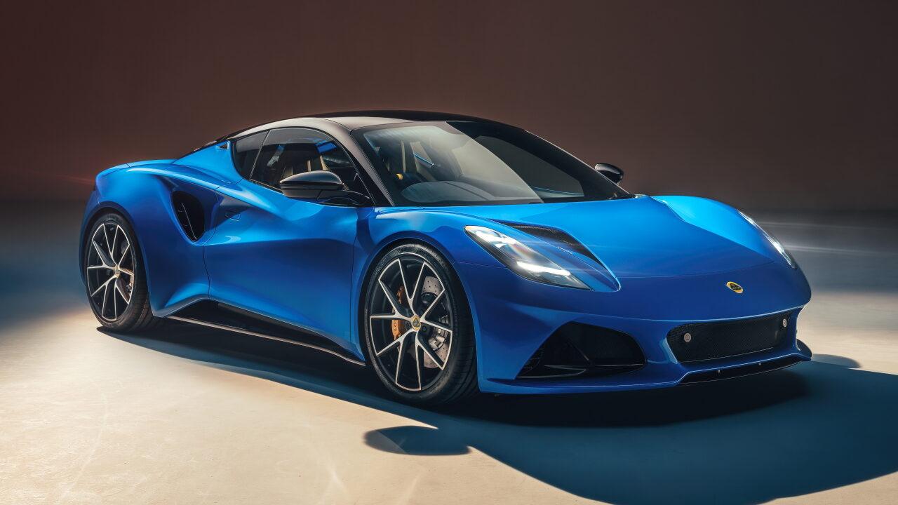 Lotus хочет конкурировать с Porsche