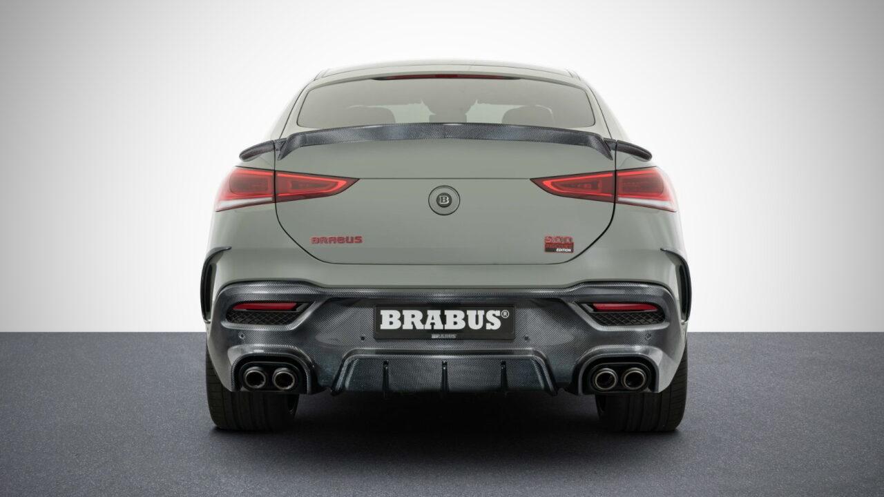 Mercedes-Benz Brabus 900 Rocket Edition претендует на звание самого быстрого внедорожника в мире