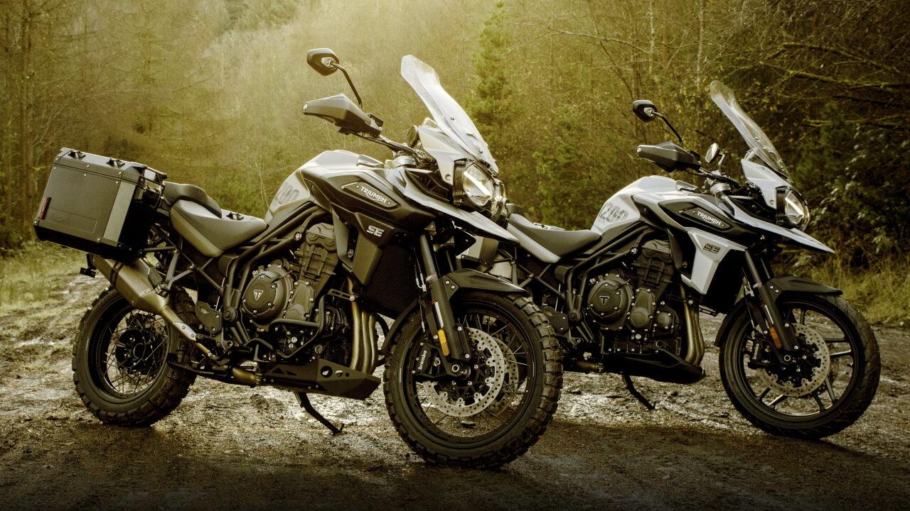 Почему у одних мотоциклов колёсные диски спицованные, а у других литые