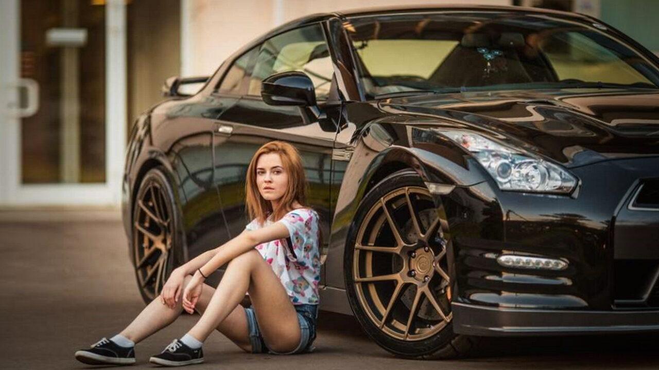 Самым популярным в социальных сетях автомобилем оказался Nissan GT-R