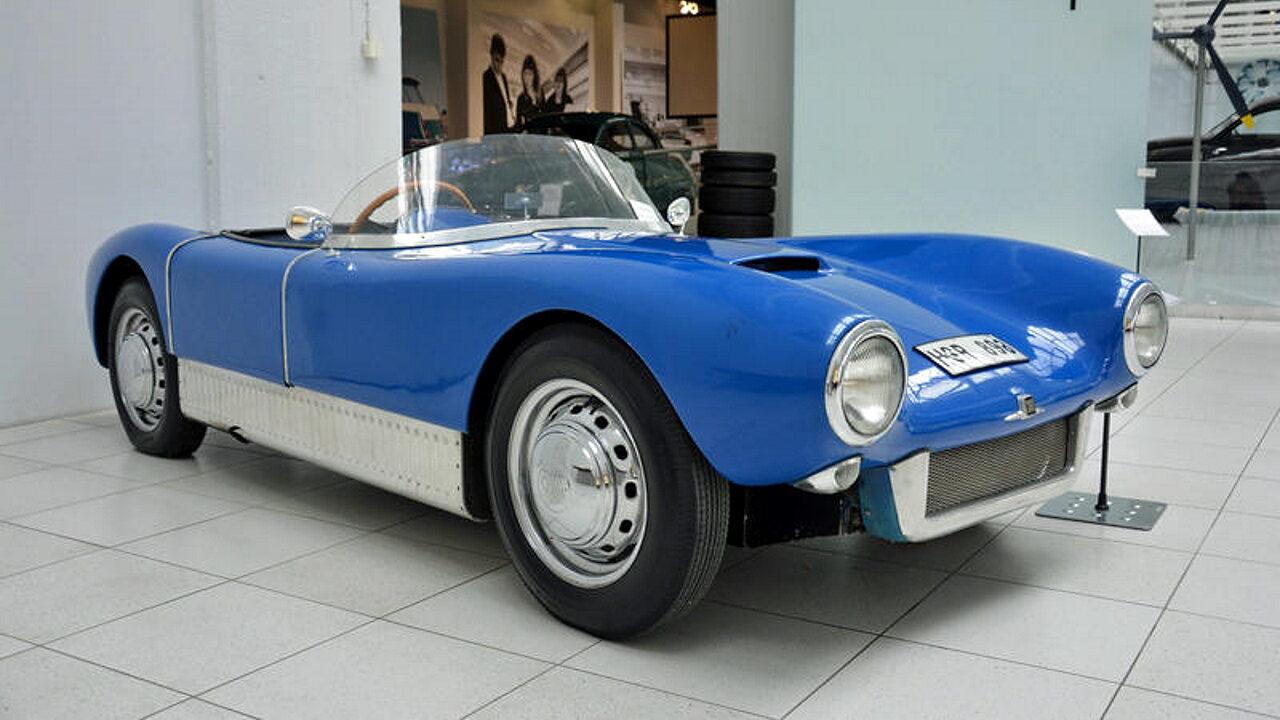 Уникальные автомобили в музее SAAB