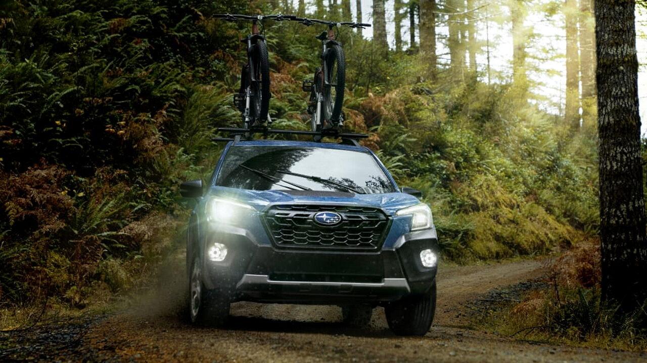 Опубликованы официальные изображения Subaru Forester Wilderness