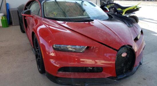 Подержанный Bugatti Chiron можно купить всего за $345 тыс., но есть нюанс