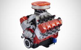 Chevrolet Performance анонсировал самый мощный в своей истории 1000-сильный двигатель