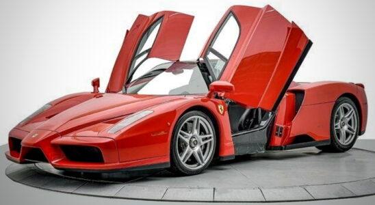 В США за подержанный Ferrari Enzo просят $3,4 миллиона