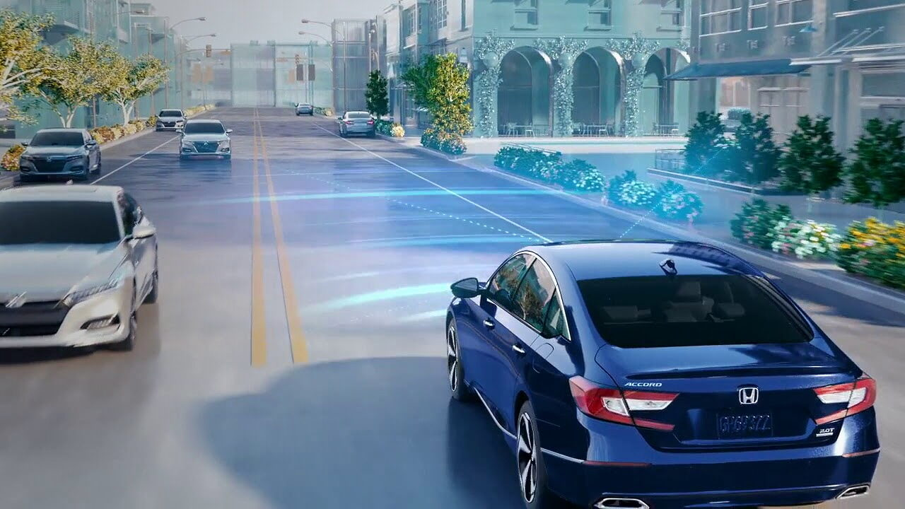 Система безопасности Honda Sensing 360 сохранит жизнь всем участникам ДТП