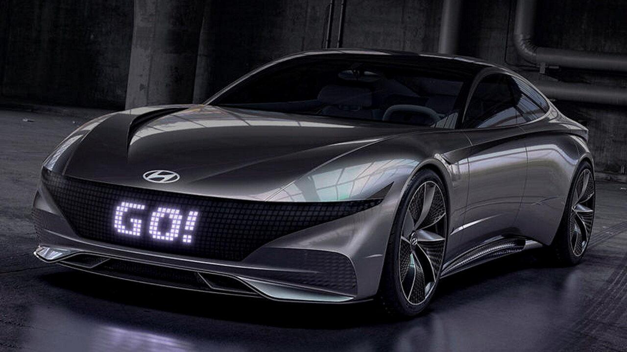 Электромобили Hyundai будут общаться с пешеходами