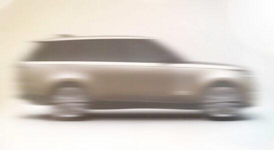 Внешность нового Range Rover рассекретили за неделю до премьеры