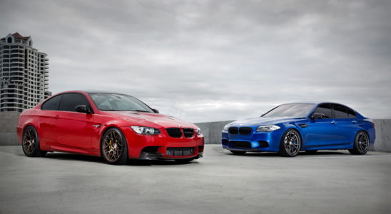 M3 и M5 производит не только BMW