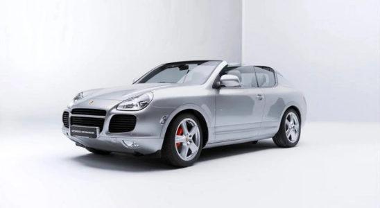 5 автомобилей Porsche, которых вы никогда не видели