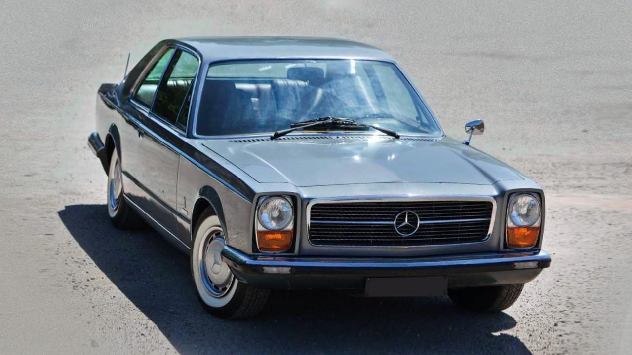 15 необычных автомобилей Mercedes-Benz