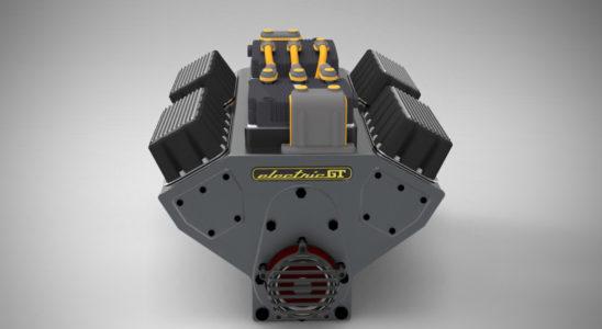 Электродвигатель, которым можно заменить двигатель внутреннего сгорания