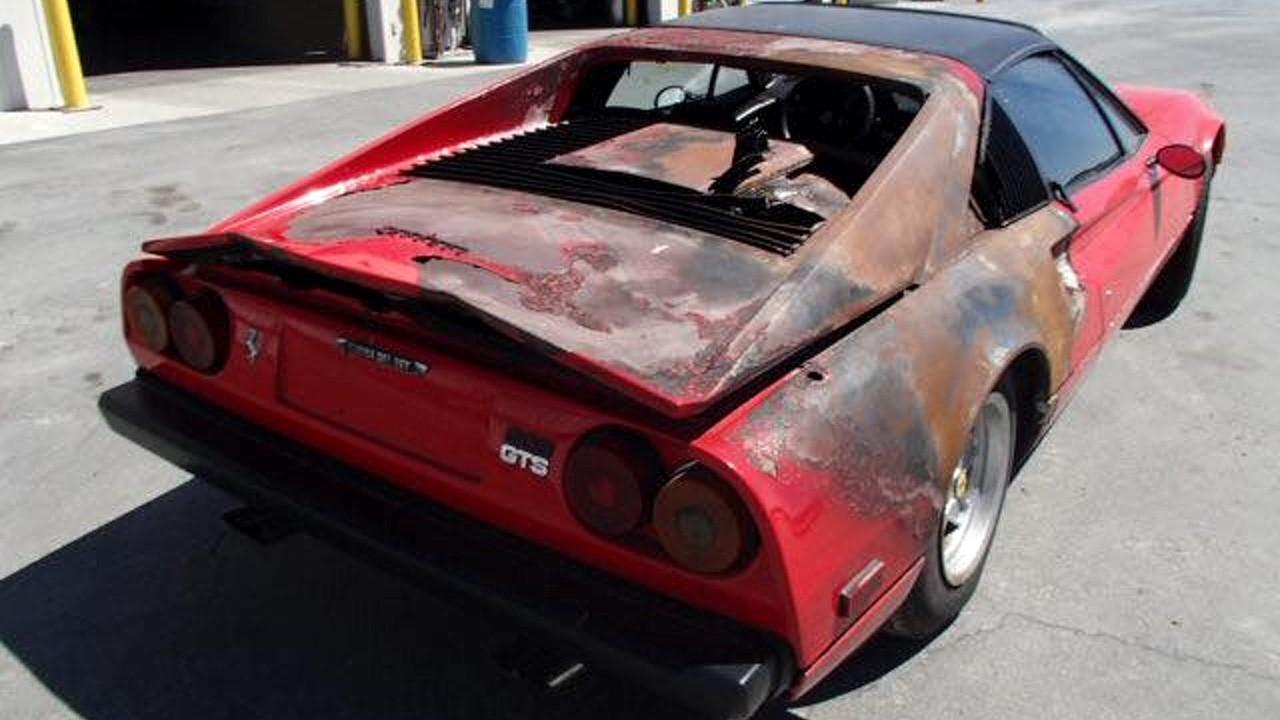 Электрический Ferrari