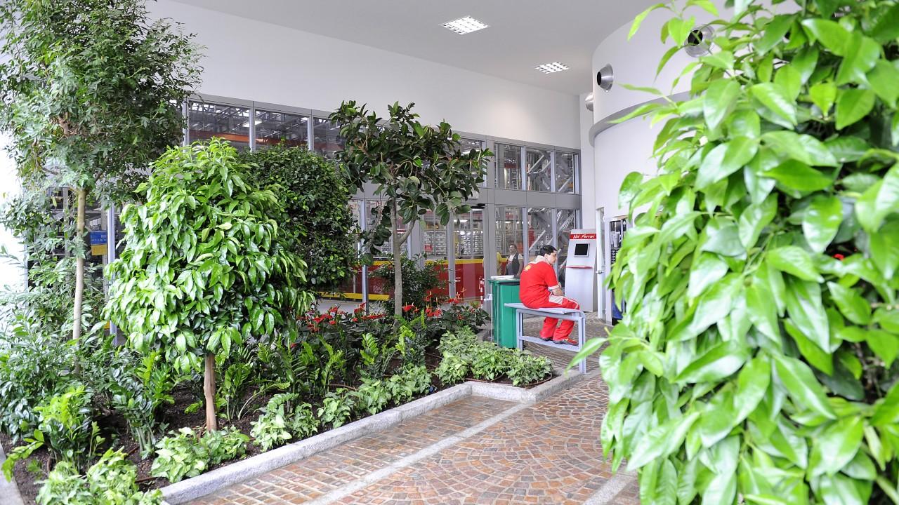 Завод Ferrari в Маранелло
