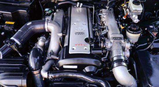 Лучшие двигатели Toyota