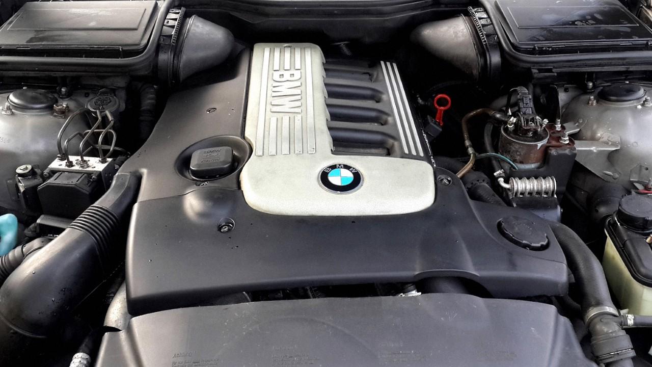 Двигатель БМВ M57D30