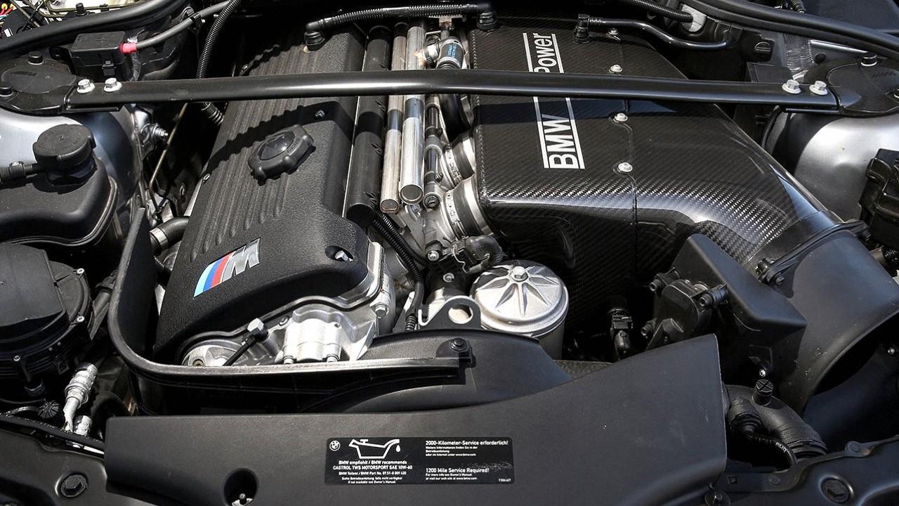 Двигатель БМВ S54B32