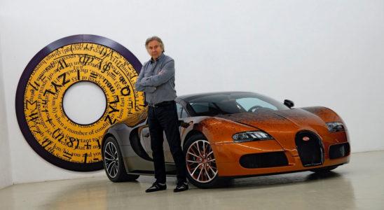 Автомобили, раскрашенные известными художниками