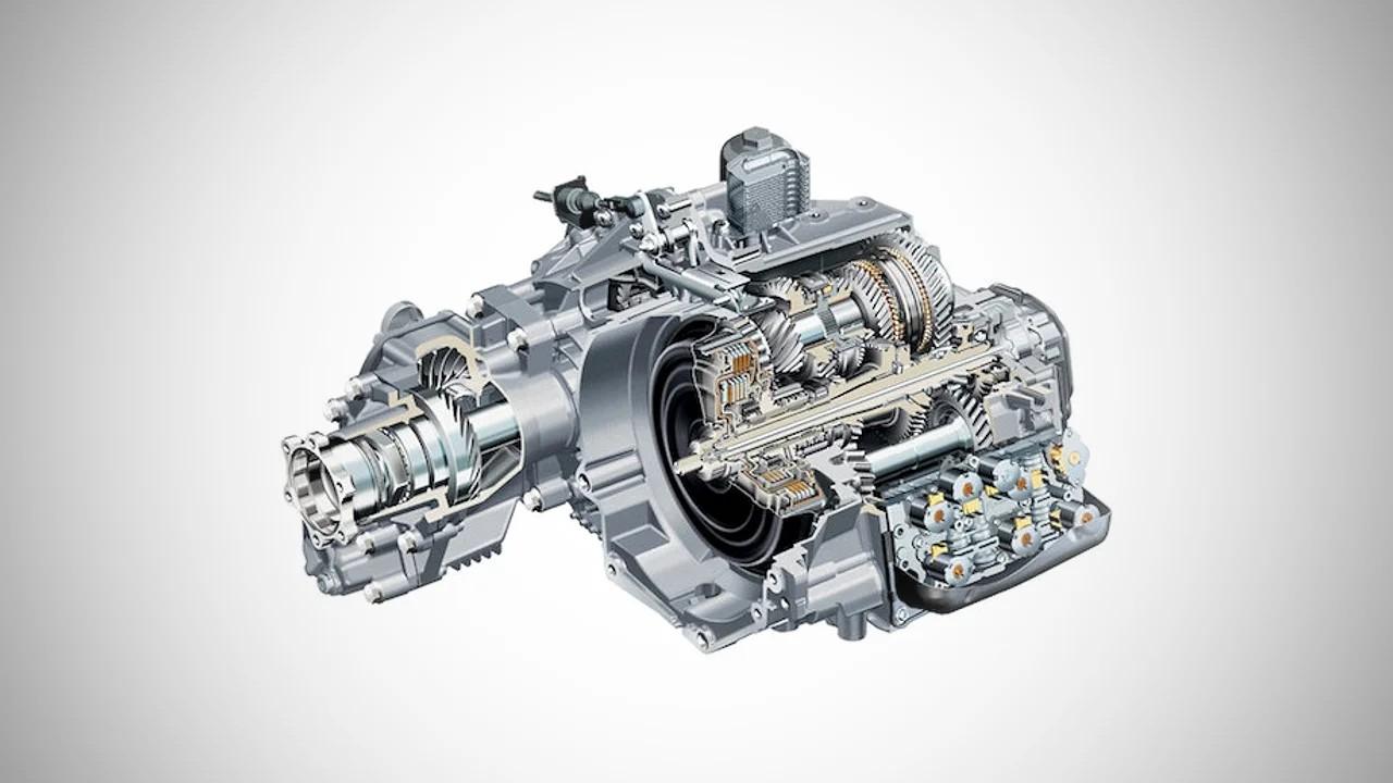 Преселективная автоматическая коробка переключения передач DSG от Volkswagen