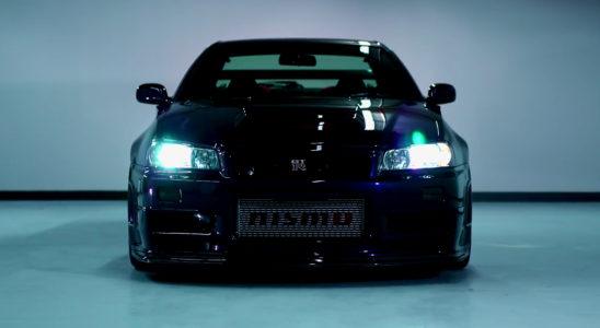 Самый дорогой Nissan GT-R в истории