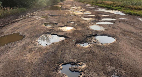 Когда в России будут хорошие дороги