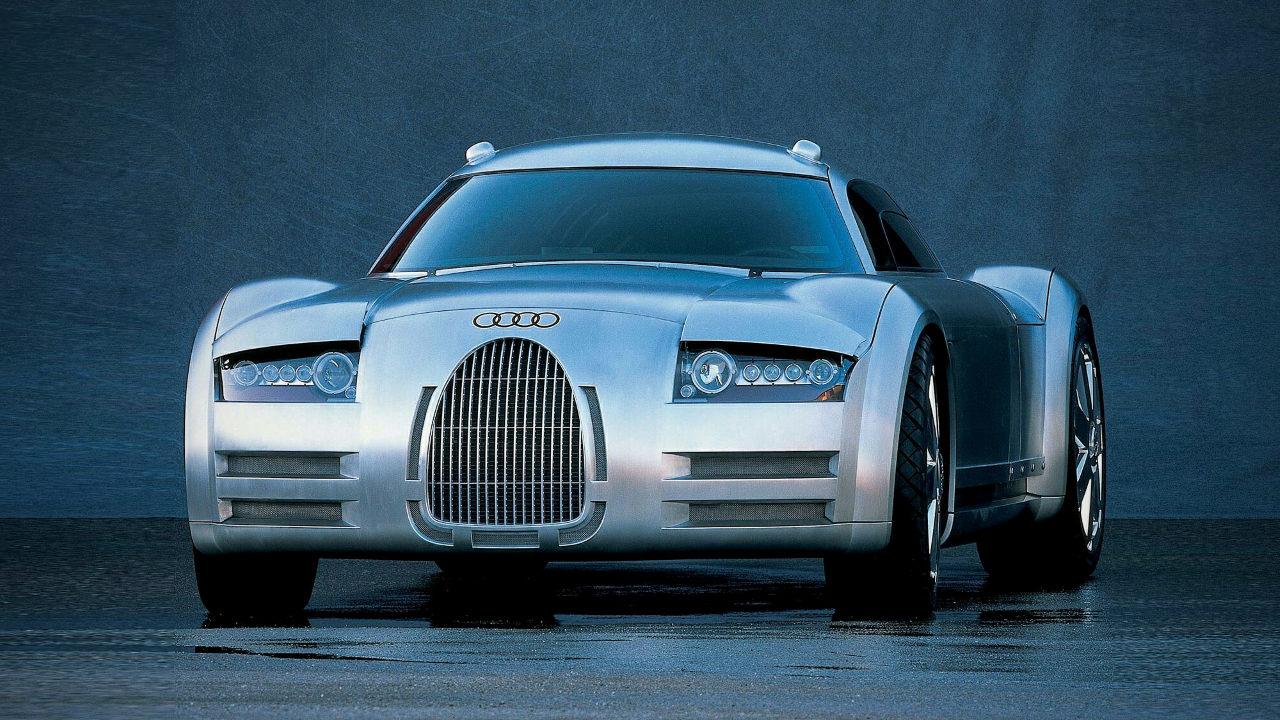 Редкий автомобиль Audi