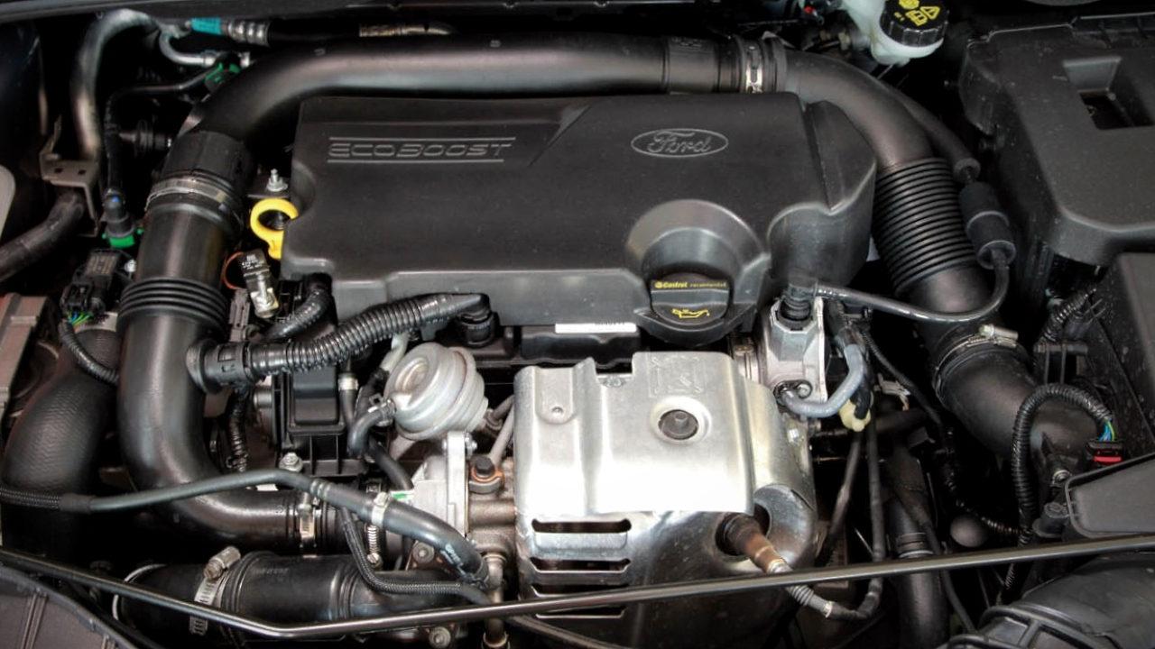 Ненадёжный двигатель Ford