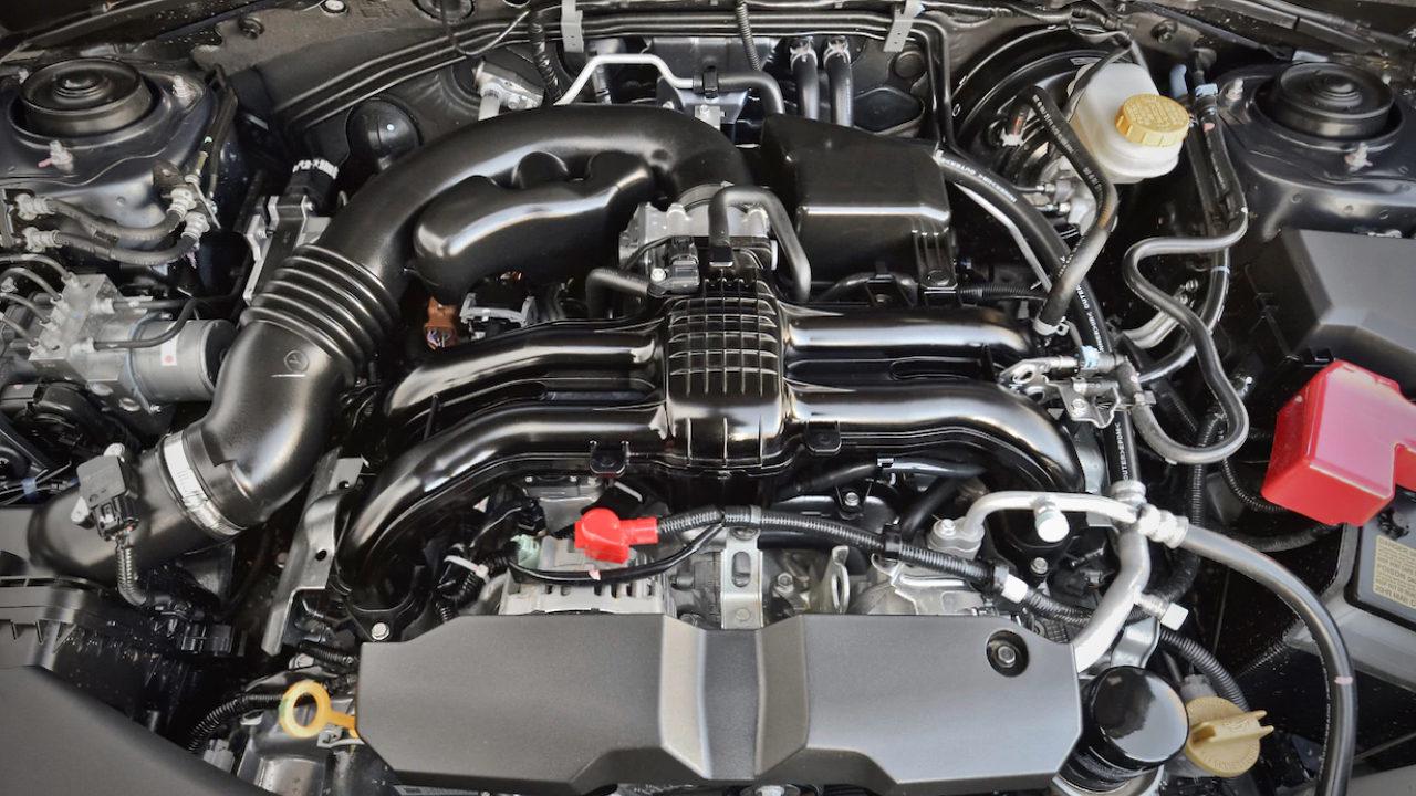 Ненадёжный двигатель Subaru