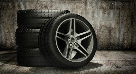 Почему шины нельзя хранить сложенными друг на друге