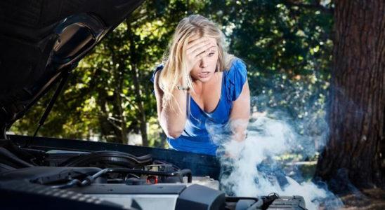 Что делать в случае перегрева двигателя и закипания охлаждающей жидкости