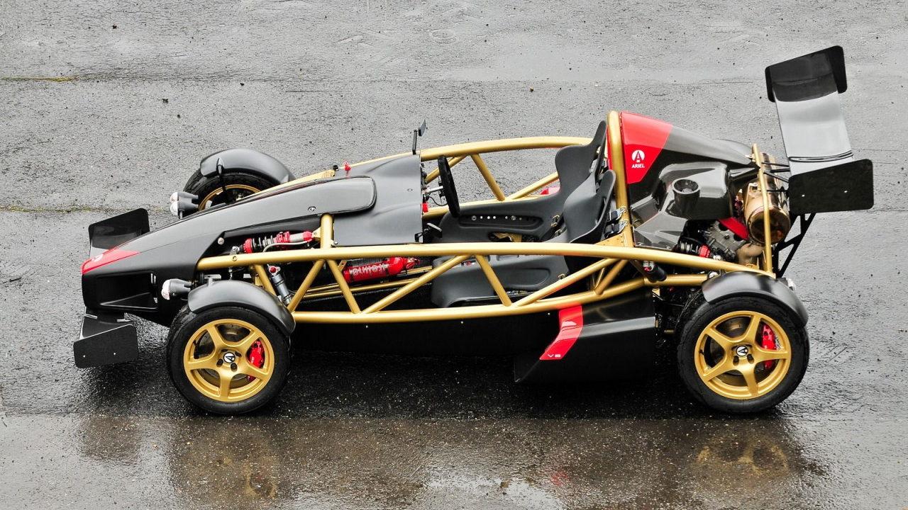 Автомобили с самыми высокооборотистыми двигателями